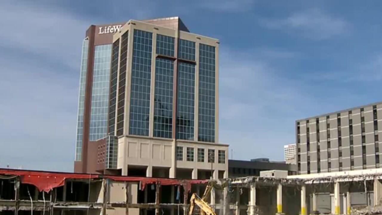 5 Things To Know About LifeWay Tower Implosion