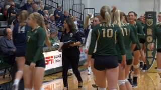 Media conference Tuesday regarding Rocky Mountain College volleyball