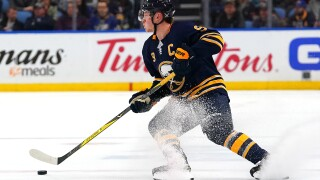 Jack Eichel has two assists in Sabres win over Islanders
