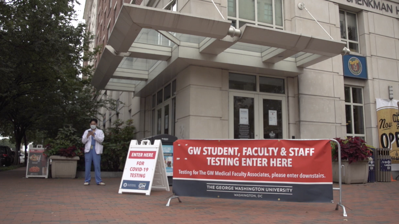 As colleges struggle to contain COVID-19, one university creates its own rapid test