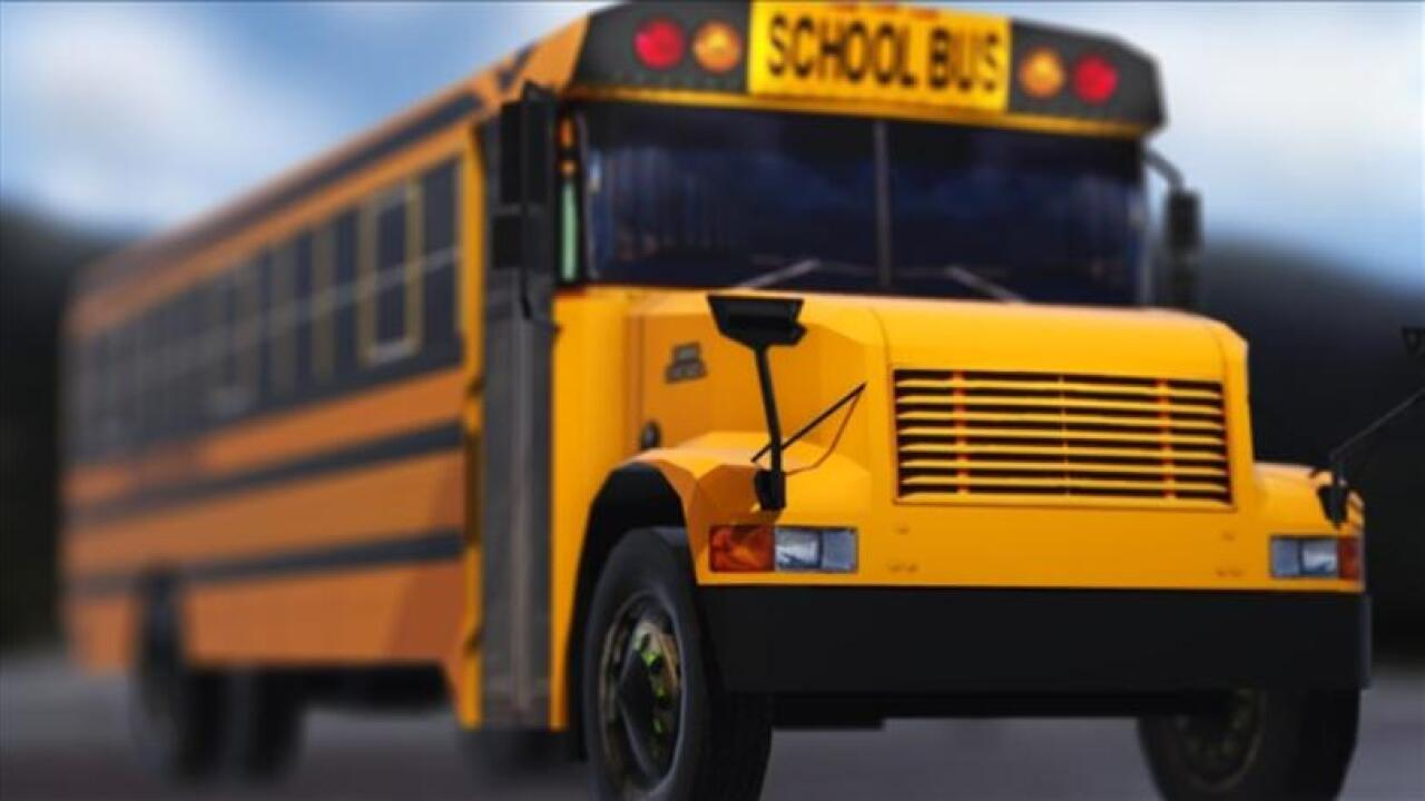 Two FCPS Buses Involved In Crashes, No Injuries Reported