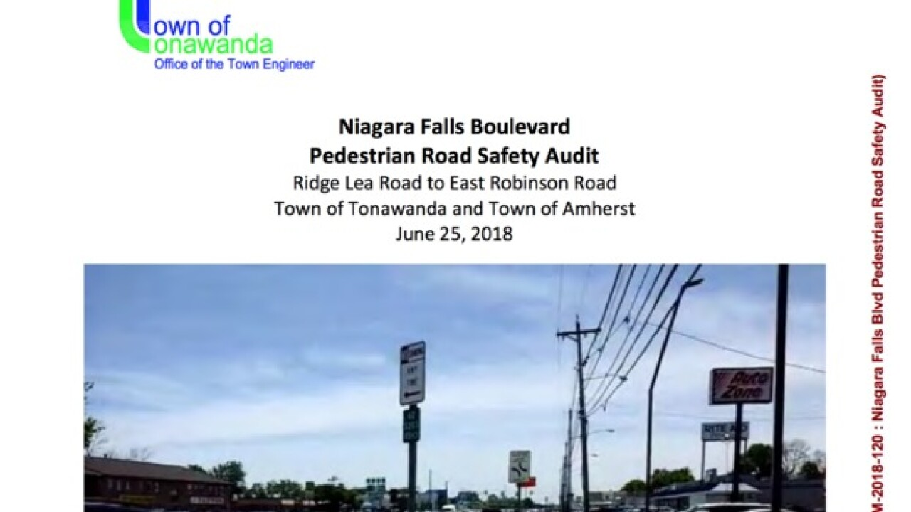 Report: Many problems on deadly stretch of Niagara Falls Boulevard