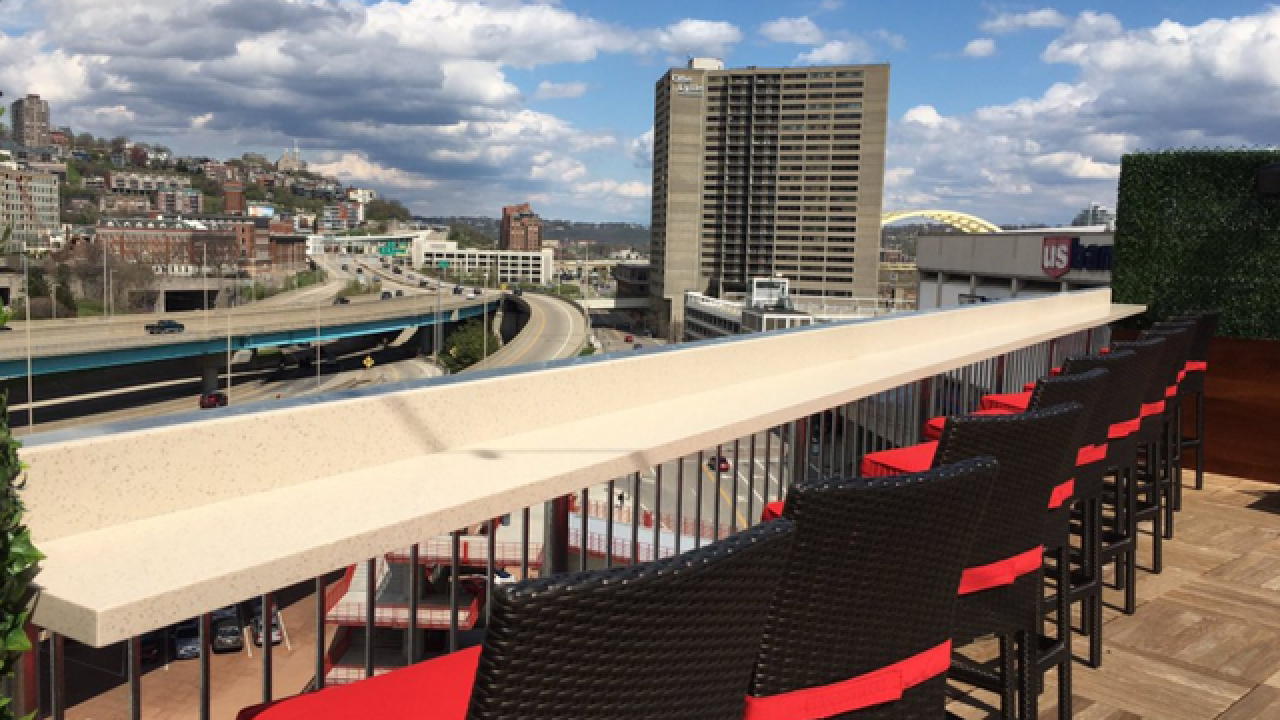 Reds rooftop patio an inside ballpark home run