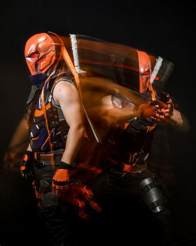 PHOTOS: Cosplayers go all out for NYC Comic Con