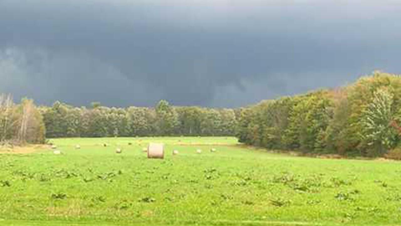 Tornado hits nursing home in Pennsylvania
