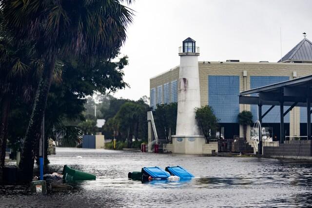 PHOTOS: Hurricane Michael slams Florida Panhandle