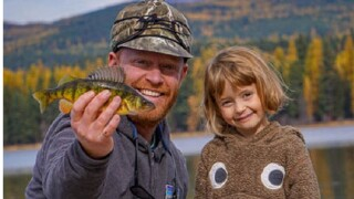 Free fishing in Montana for Father's Day weekend