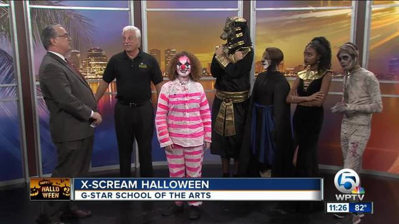 G-Star's X-Scream Halloween