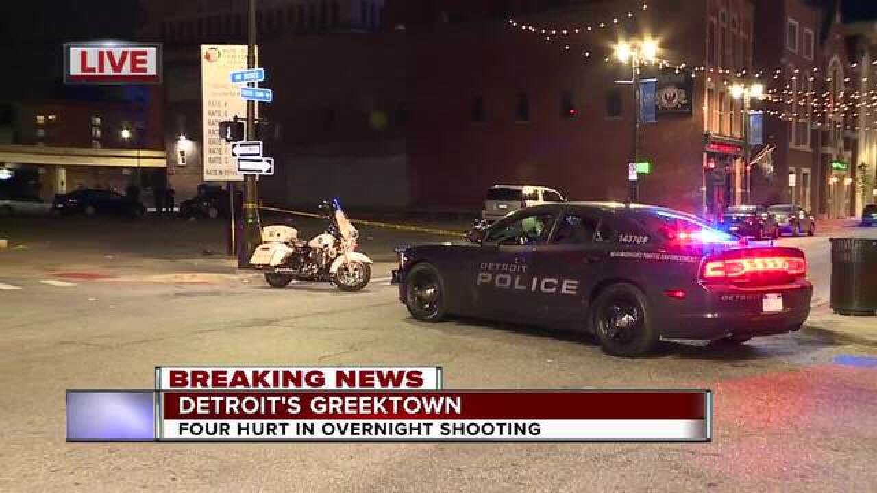 Multiple people shot, one killed in shooting...