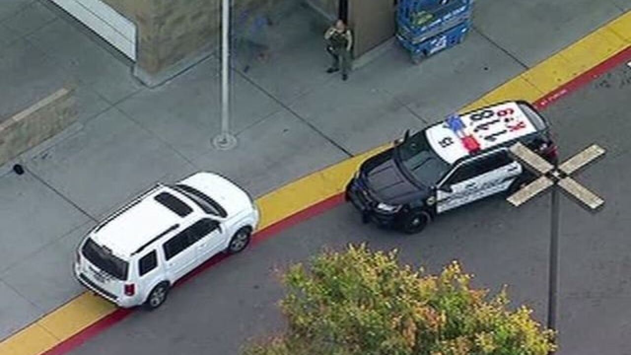 Homicide reported at Temecula shopping center