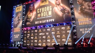 5 reasons to attend UFC 219 at T-Mobile Arena