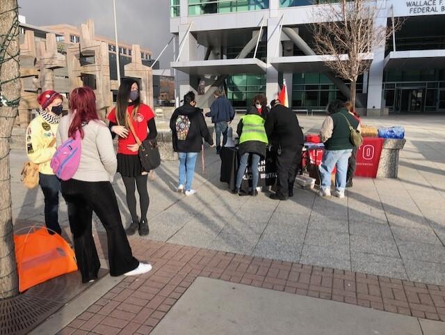 Salt Lake City Rally