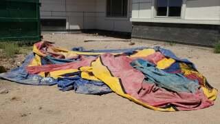 bouncy house injuries kids