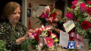 Blossom Shop prepares for Valentine's Day