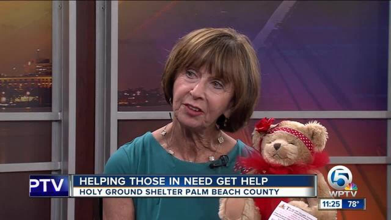 Holy Ground Shelter aids young mothers in Palm Beach County