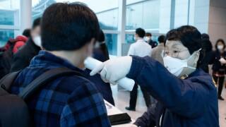Health Screenings In South Korea For The Wuhan Coronavirus
