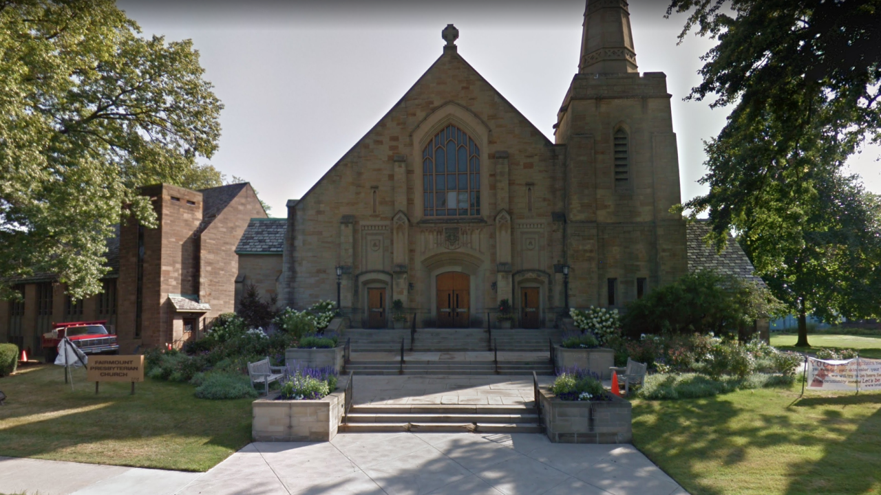 Woman stabbed at Cleveland Heights church