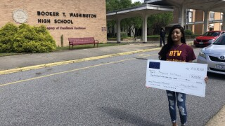 Norfolk woman gives scholarships to high school seniors