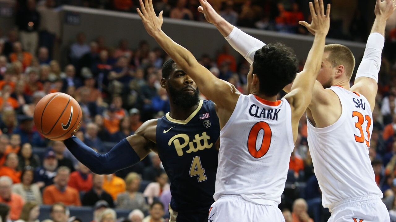 Pittsburgh pummeling: No. 2 Virginia stays atop ACC standings after thumpingPitt