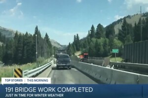 MDT repairs three bridges near Big Sky before winter