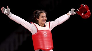 Serbia's Mandic takes Tokyo gold 8 years after London victory