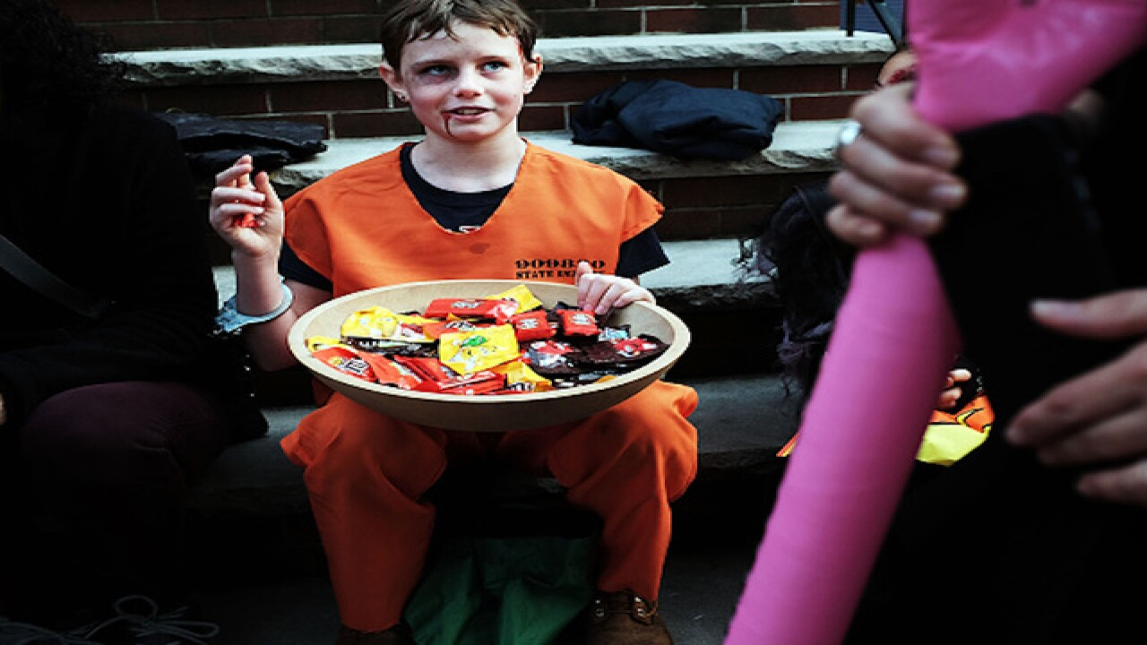 The Best Cities For Trick Or Treating
