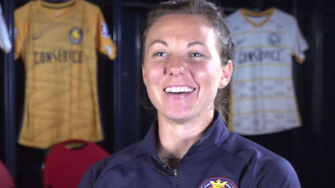 Utah Royals FC's Rachel Corsie called up to Scotland national team for World Cup