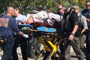 Mark Miele, a 67-year-old Virginia man, embarked on a solo kayaking trip in Everglades National Park on Jan. 22. The Collier County Sheriff's Office said he was due back on Jan. 29 and had to be rescued on Feb. 3. (Collier County Sheriff's Office)