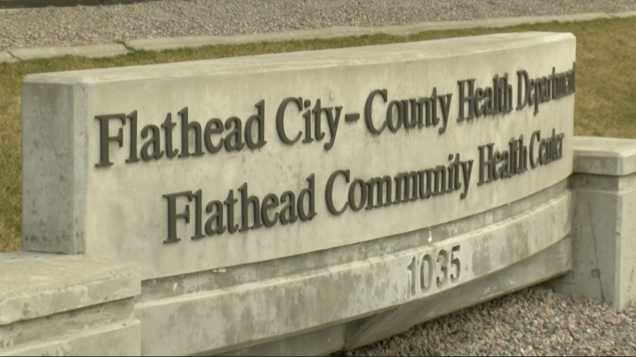 Flathead COVID trends continue to show high positive case numbers in young adults