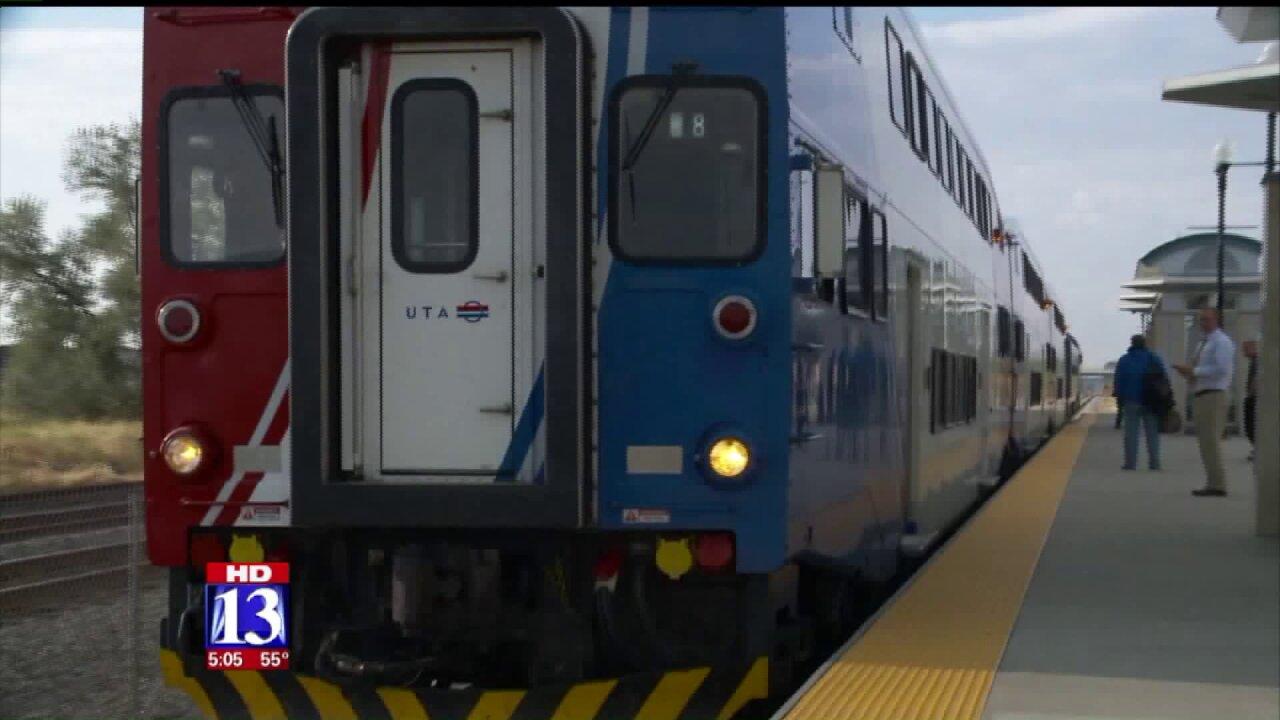Envision Utah examines impact of rail transit ondevelopment