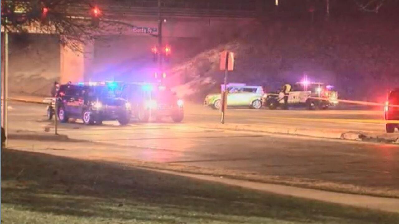Crash investigation South Santa Fe Drive at West Mineral Avenue