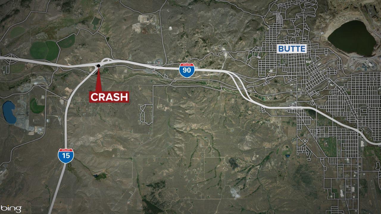 Deadly crash near Butte on Tuesday, September 14, 2021
