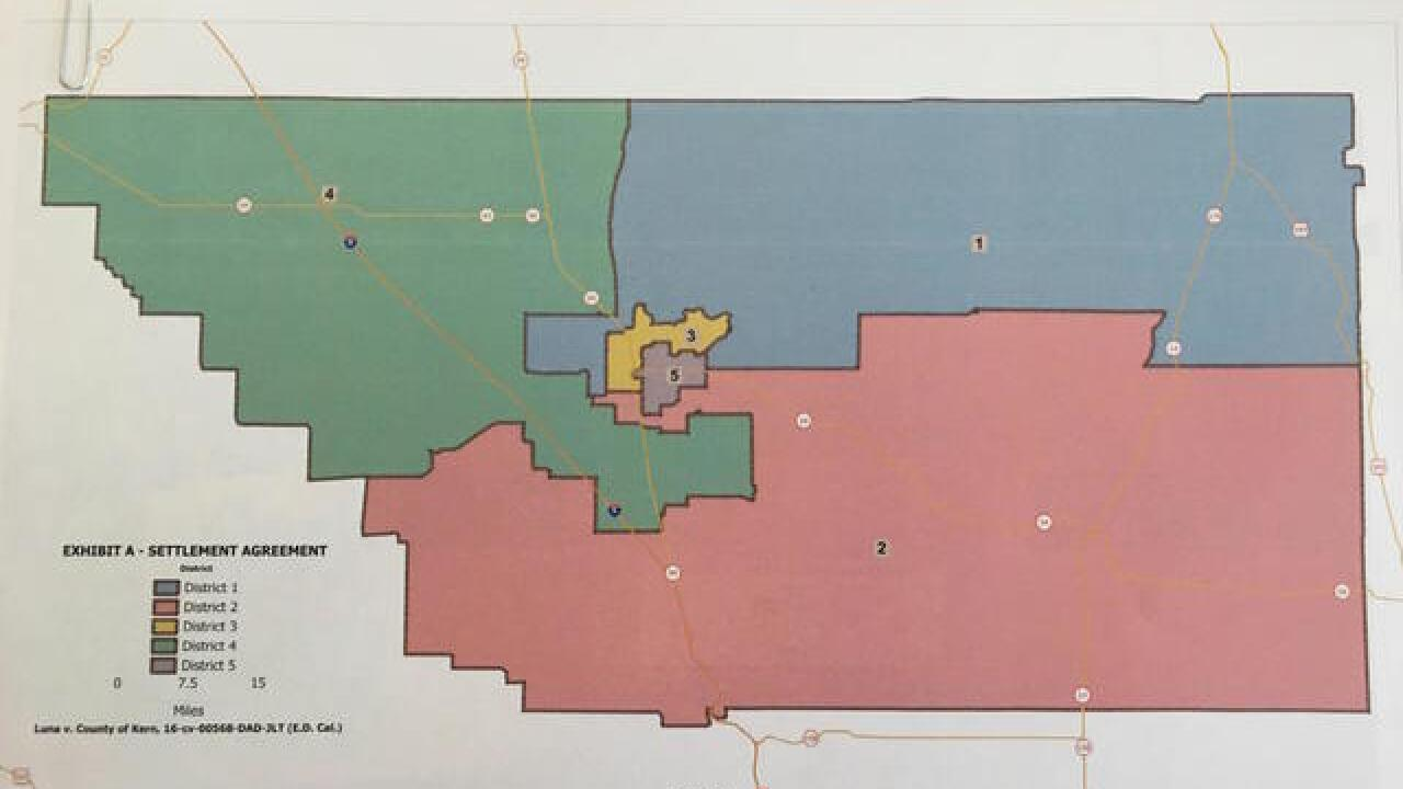 MALDEF lawsuit results in new boundary map