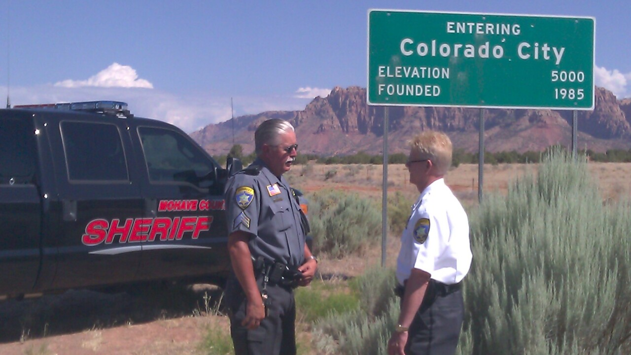 New police patrols in FLDS towns
