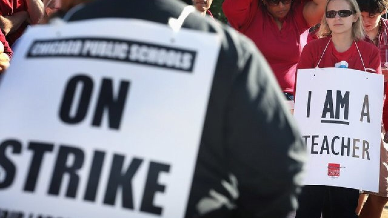 Pueblo teachers strike and more: 5 Things to Know for Monday, May 7, 2018