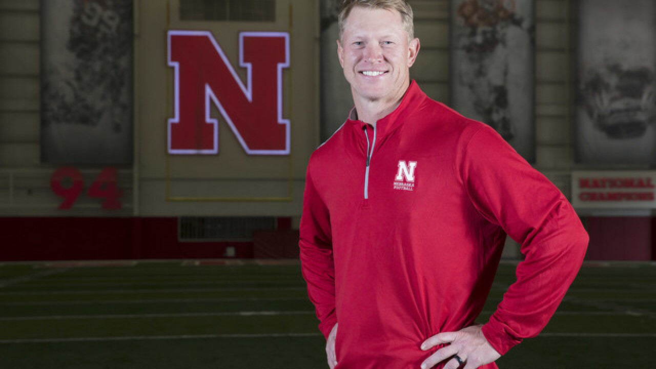 Scott Frost to hold Q&A at College World Series Fan Fest