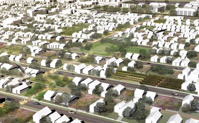 PHOTOS: Detroit Revitalization Plan