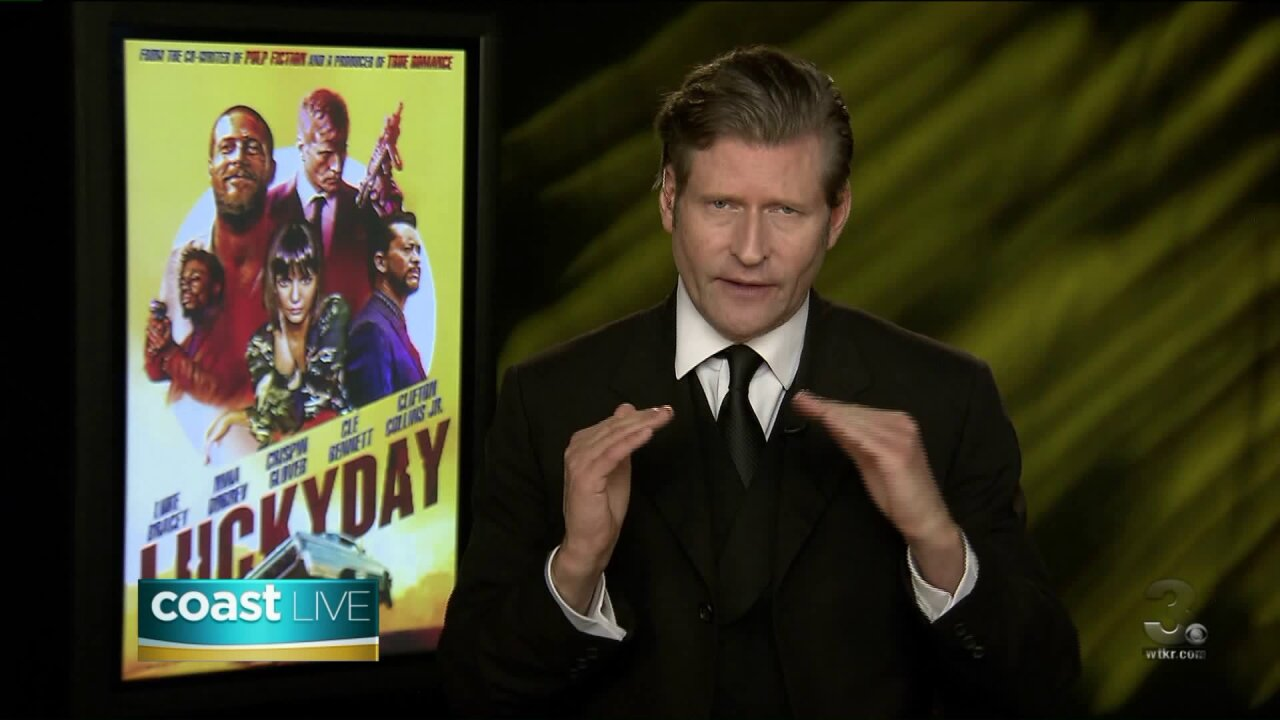 Talking with actor Crispin Glover about his latest film on CoastLive