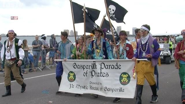 PHOTOS: Gasparilla 2018 Parade