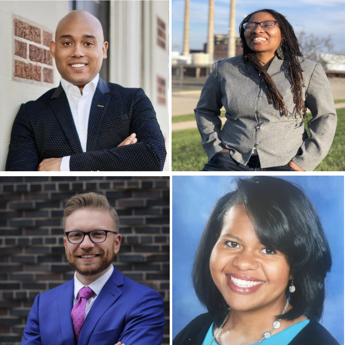 Lansing City Council At-Large Candidates