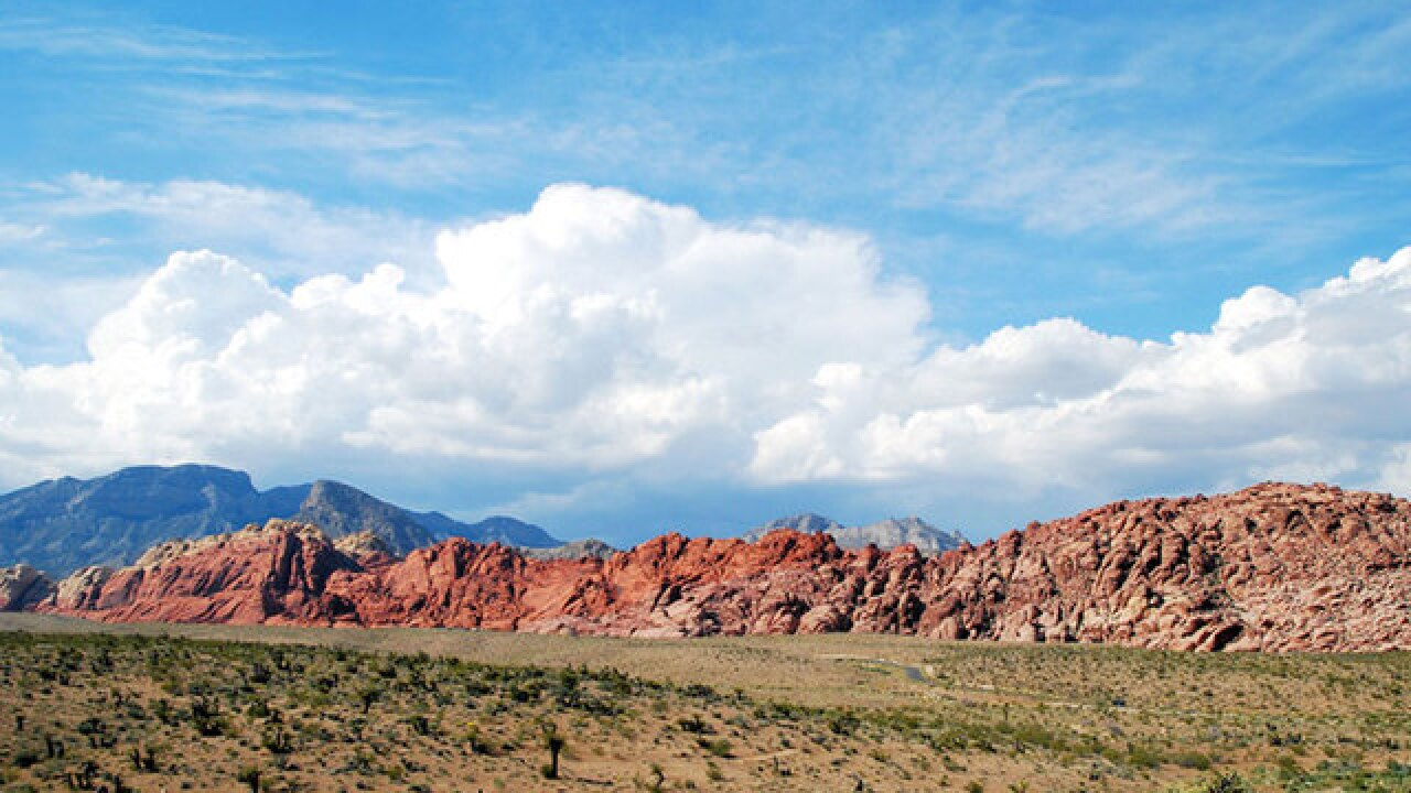 New hours for Red Rock Canyon scenic loop