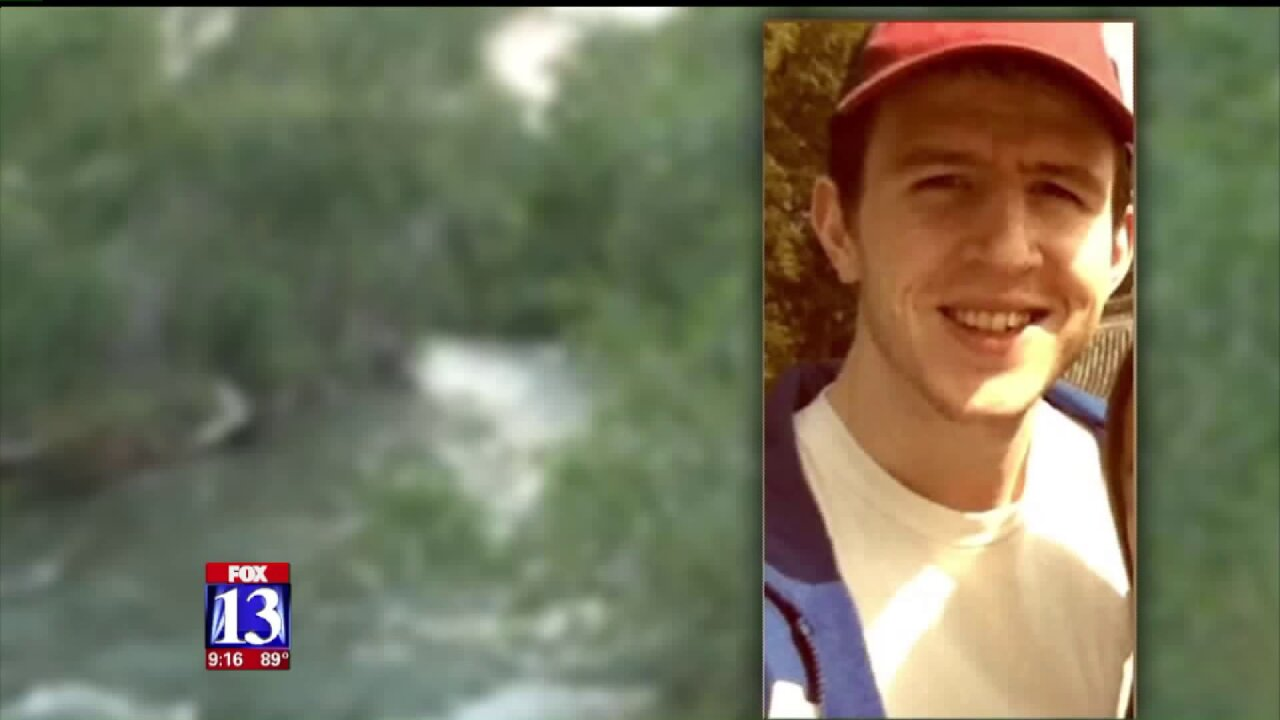 Father of man who drowned while attempting rescue hopes to improve safety along ProvoRiver