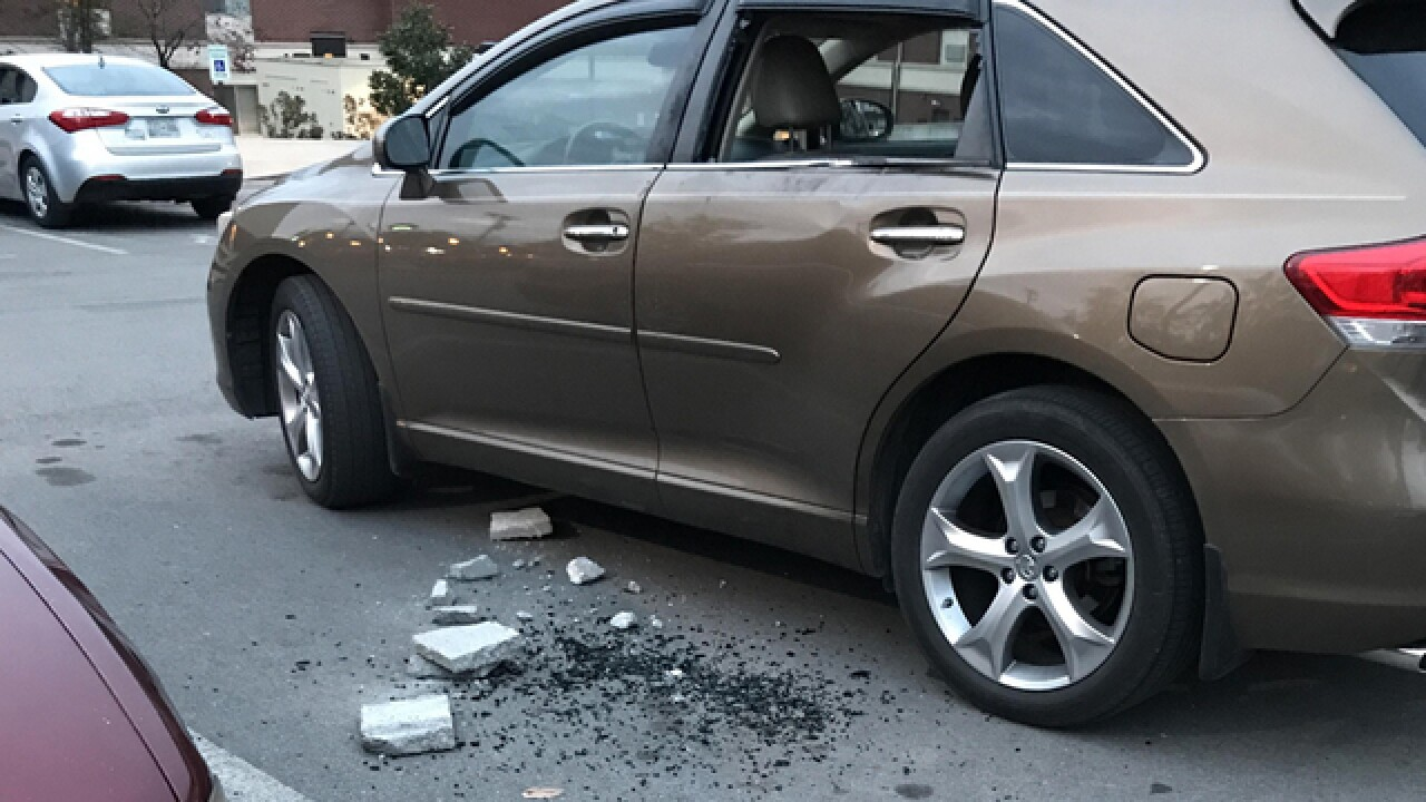 Nursing Home Employees Report Vehicle Vandalism
