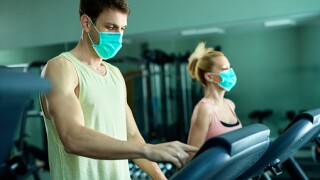 Masks in gyms