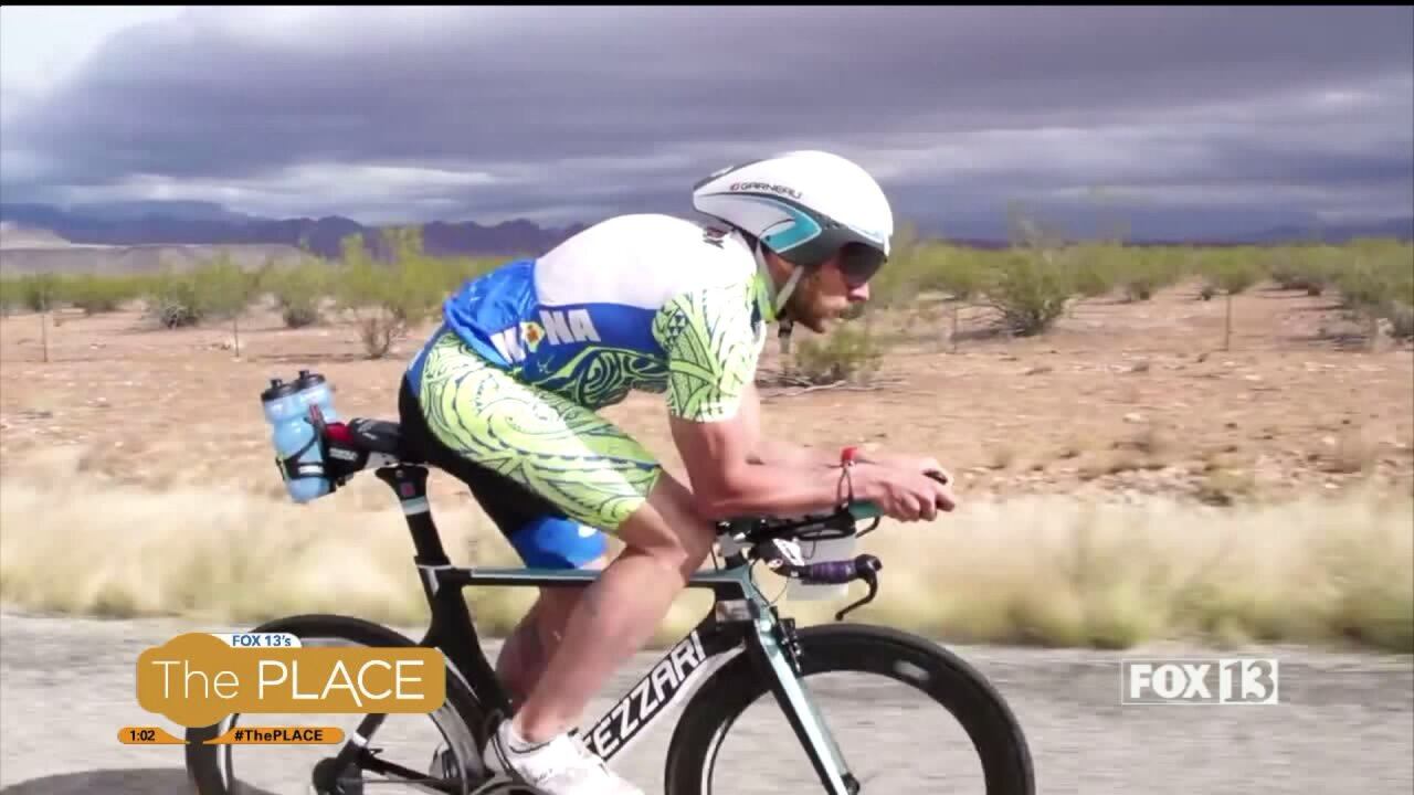 How the Iron Cowboy was able to do 50 triathlons in 50 days in 50 states