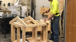 Local Construction Trade students to compete at National Competition.