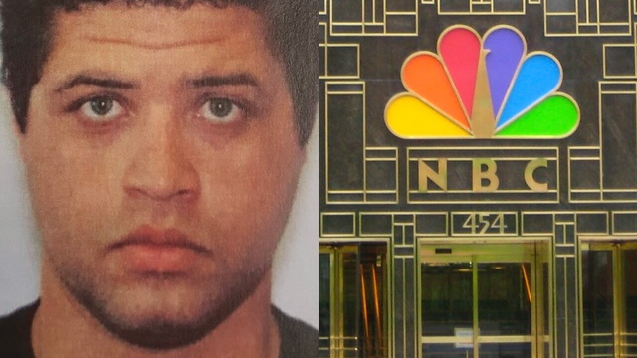 Cincinnati shooter filed two failed lawsuits alleging MSNBC spied on, persecuted him