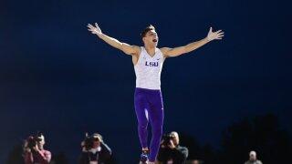 Duplantis breaks collegiate record as LSU wins SEC title