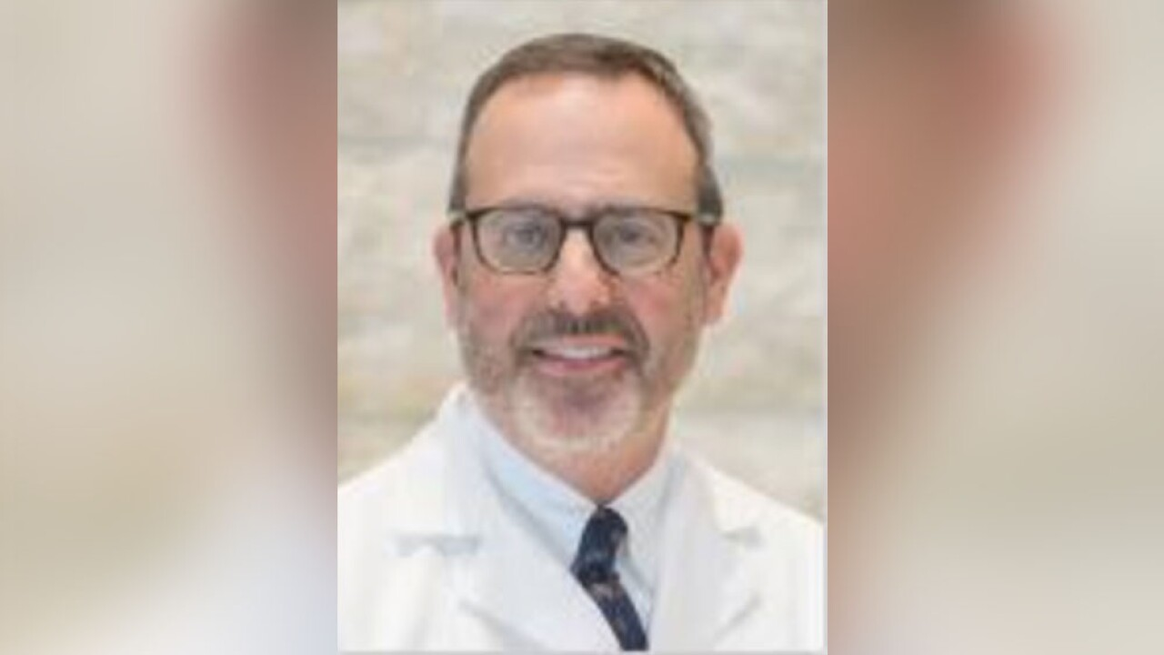 Baltimore doctor who cared for 'sickest patients' dies of COVID-19 at age 56