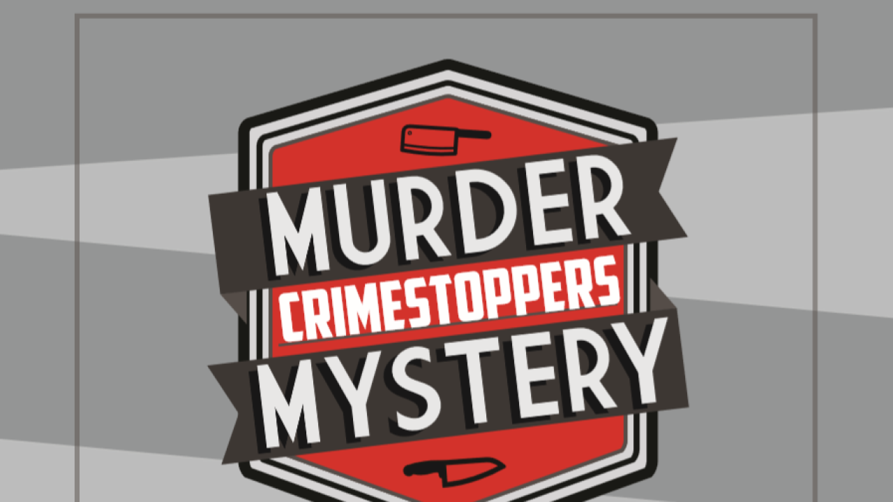 Corpus Christi Crime Stoppers - ‎Murder Mystery Event.png
